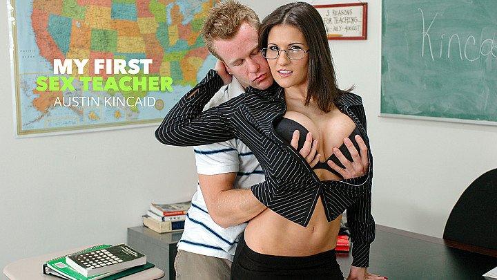 Austin Kincaid fucks her student
