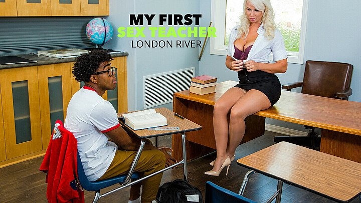 London River is willing to help her student, but she wants cock in return