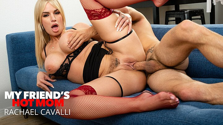 Rachael Cavalli gets fucked by her assistant!!
