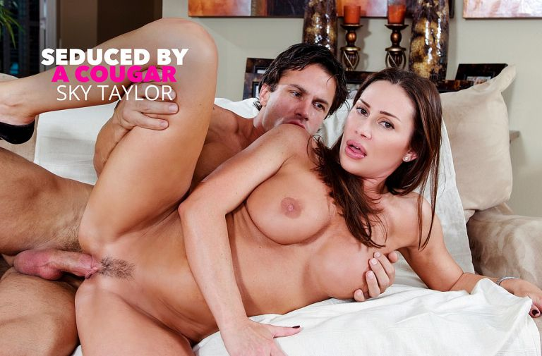 Seduced by a cougar Review