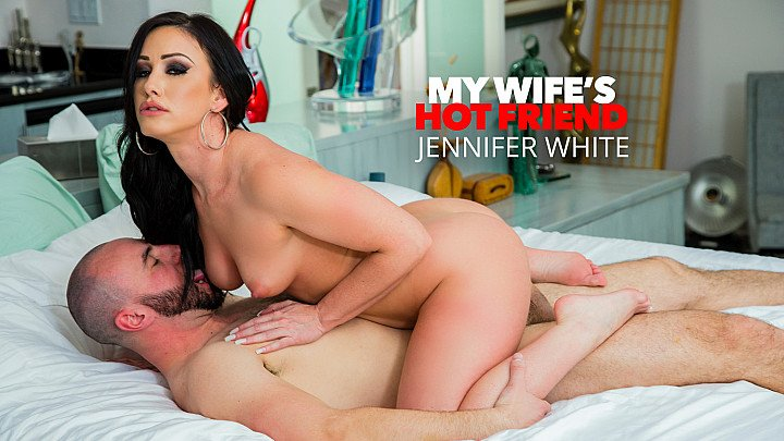 Jennifer White seduces her friend's husband